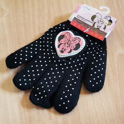 Disney Minnie Mouse Magic Gloves for Kids (3-7yrs) - Brand New!
