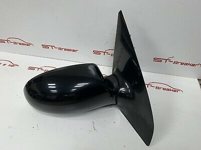 Genuine Ford Focus ST170 - Drivers Side Door Mirror Panther Black - Used