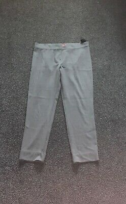 """Girls Grey School Trousers Size 28"""" Leg Length 28"""" New no Tags"""
