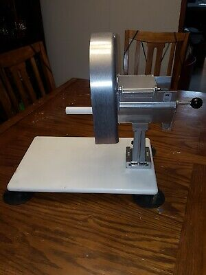 Nemco 55200AN Vegetable Slicer with Mounting Base (Brand New - Open Box)
