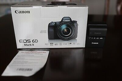 Canon EOS 6D Mark II 26.2MP Digital SLR Camera - shutter #2021
