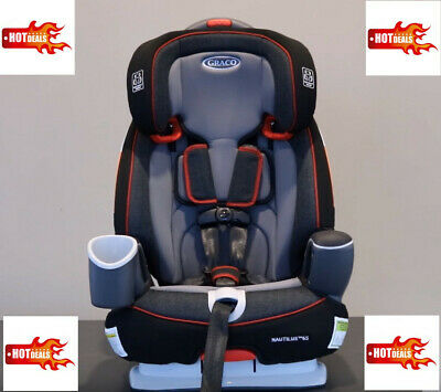 Graco Nautilus 65 3-in-1 Harness Booster Car Seat - random