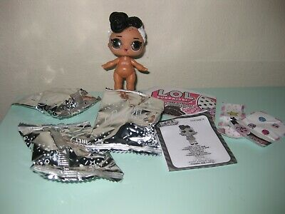 Authentic Lol Surprise Bling Series DOLL FACE w/Accessories ( NO BALL)