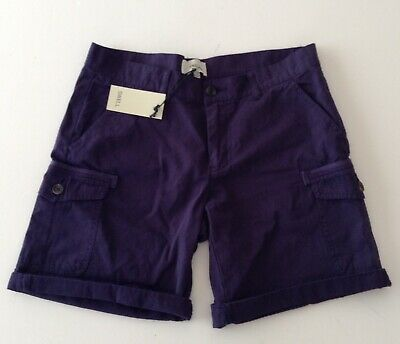 Swell Blue Cargo Shorts - size 10 - BNWT