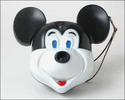 Mick-A-Matic Mickey Mouse Camera - 126 Cartridge Film