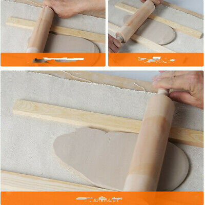 Rolling Pin /Rolling Stick /Rolling Pole For Baking /Pottery Clay/Kids Craft