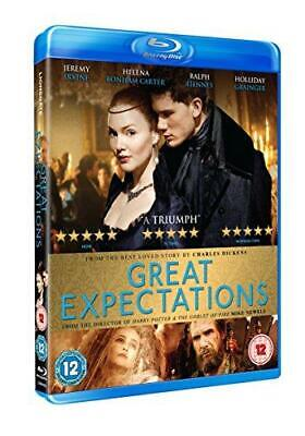 Great Expectations [Blu-ray] [2012], Good DVD, Jeremy Irvine, Ralph Fiennes, Hel
