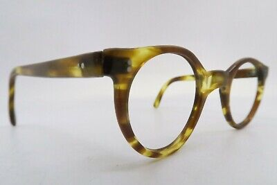 Vintage 40s eyeglasses frames mens small early optyl mens small Germany SMART