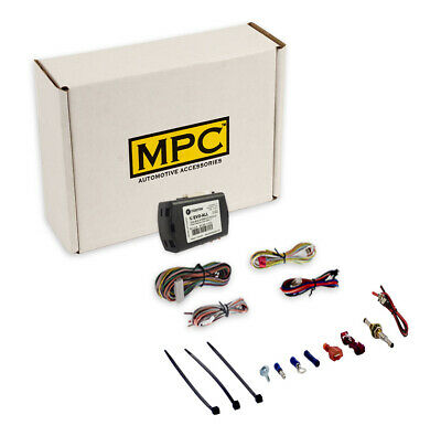Complete Add-on Remote Start Kit For 2011-2019 Toyota Sienna - Uses OEM Remotes