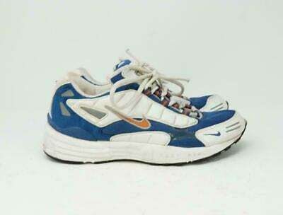 Vtg 1999 Nike Air Zoom GP ONE Glove 830110 101 White Black