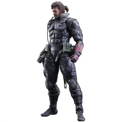 Action Figure Metal Gear Solid V Venom Snake 28 Cm Sneaking Suit Play Arts #1