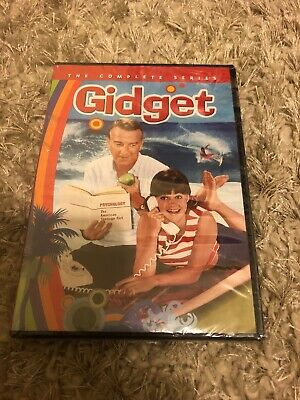 Gidget: The Complete Series (DVD, 2014, 3-Disc Set) Y330