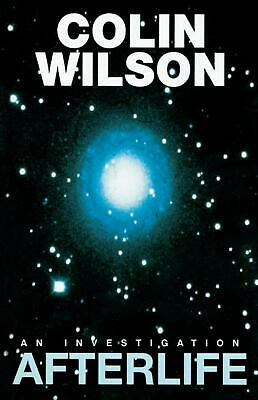 Afterlife: An Investigation by Colin Wilson (English) Paperback Book Free Shippi