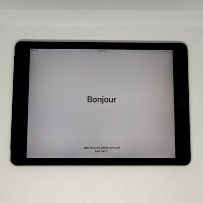 iPad Air 2 64GB, Wi-Fi + 4G, 9.7in, Space Grey - Used Condition - 6114