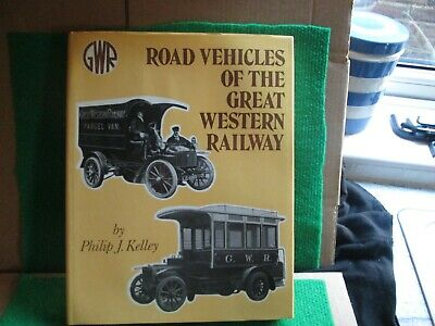 Gwr Road Vehicles Of The Great Western Railway