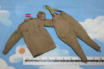 B DID DRAGON IN DREAMS 1//6TH SCALE WW2 RUSSIAN LONG SLEEVED SHIRT VASILY