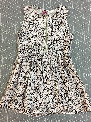 Material Girl Size 10 Girls Playsuit