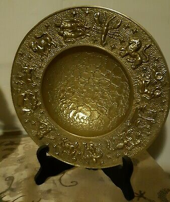 Danish Nordisk Malm bronze bowl