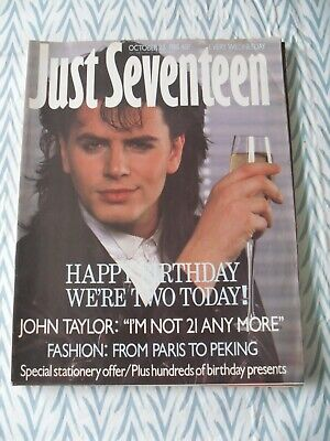 Five Just Seventeen  Magazines All  1985  see Pictures