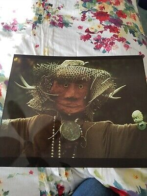 Ann Parker Scarecrows Series Photograph signed and numbered