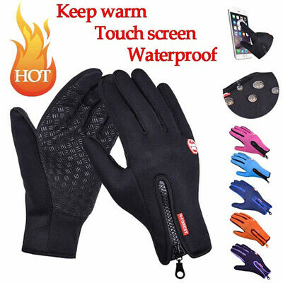 Premium Thermala Gloves - All Weather Thermal Touchscreen Glove