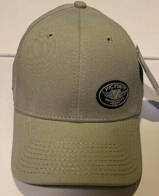 Victory Motorcycle HAMMER Hat - Brand New