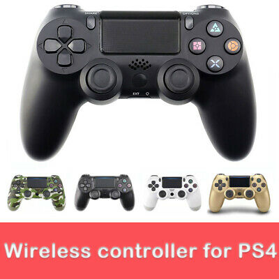 Wireless Controller Bluetooth Gamepad for Dualshock PS4 PlayStation 4 -off Brand