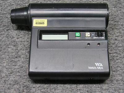 Welch Allyn 61000 Electrocardiograph Pneumocheck Spirometer  *Powers On*