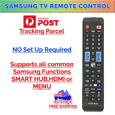 2019 New Samsung Smart TV Replacement Remote Control For LCD LED Plasma 3D