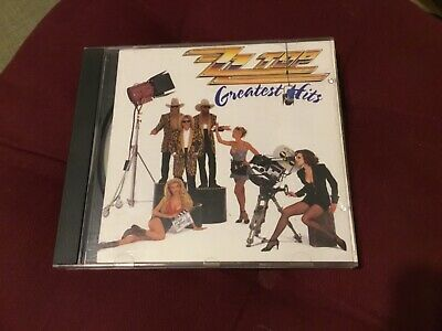 Greatest Hits by ZZ Top (CD, Mar-1992, Warner Bros.)