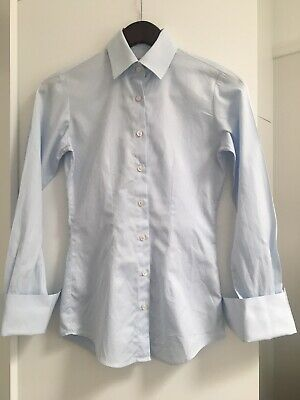Farage Ladies Business Shirt With French Cuffs - Size 4