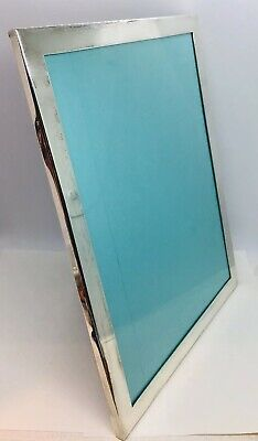 """Tiffany & Co. Authentic Sterling Silver XL Large Picture Frame 10.5""""x13.25"""""""
