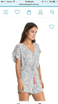 Seafolly Jumpsuit/ Playsuit - BN - L