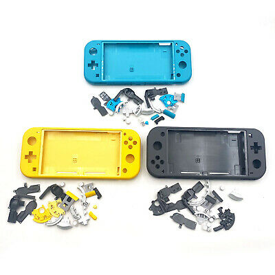 For NS Nintendo Switch Lite Console Full Housing Shell Cover + Trigger Buttons