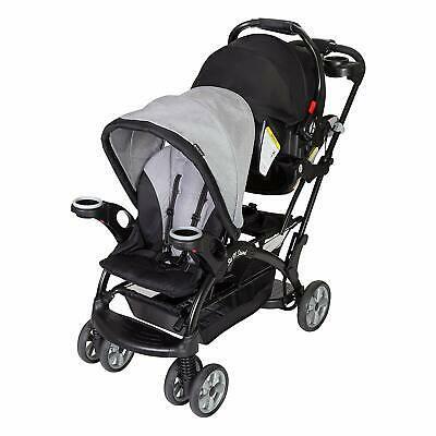 Sit n Stand Ultra Stroller, Morning Mist / New Baby New
