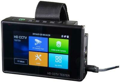 5-in-1 CCTV Test Monitor - LABGEAR