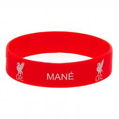 Liverpool F.C. Silicone Wristband Mane Official Merchandise