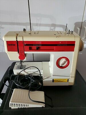 Brother Sewing Machine Model 268 1044280 Sears Roebuck & Co Great Cond. Vintage