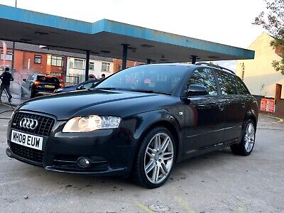 2008 Audi A4 S Line Avant 2.0 TDI 170 Special Edition Fully Loaded Low Miles