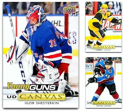 2019-20 UD Canvas SERIES 1 & 2 **** PICK YOUR CARD **** From The LIST