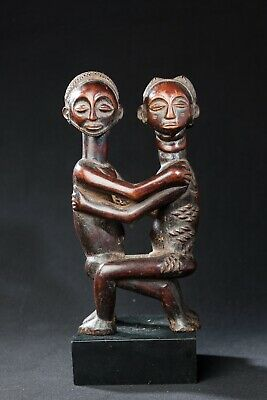 Bembe Spirit Spouse, D.R. Congo, Zambia, African Tribal, African Sculpture