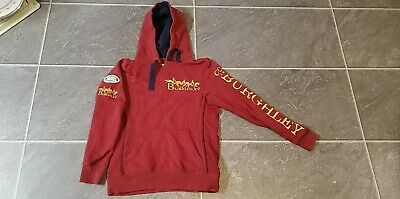 Joules Burghley Horse Trials Land Rover Women's Hoodie Sz 2 (Xxs)
