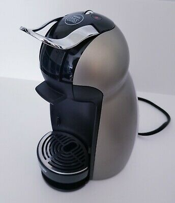 Delonghi Nescafe Dolce Gusto Automatic Single Serve Coffee System Type Edg455T