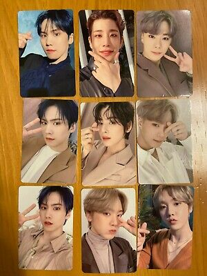 ASTRO Blue Flame Official Photocards (BOOK / STORY) USA Seller SHIPPING