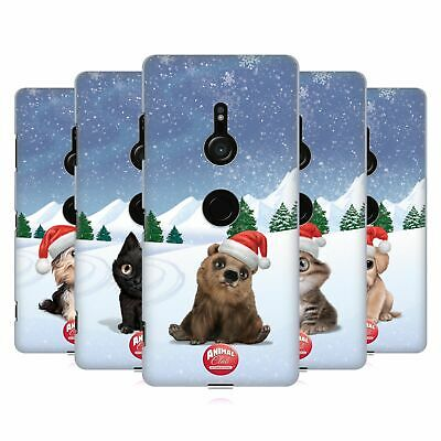 Official Animal Club International Animals Hard Back Case For Sony Phones 1