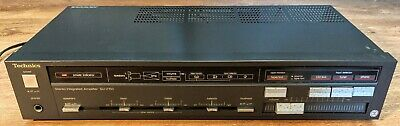Vintage Technics SU-Z150 Stereo Integrated Amplifier HiFi Separate with Phono