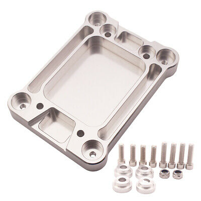 Billet Shifter Box Base Plate & Bolts for Honda Civic Integra w/ K20 K24