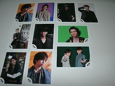 Japan ARASHI Johnny/'s official photo set Matsumoto Jun