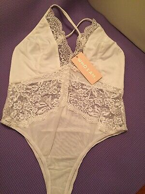Tiger Mist Who I Am Brand New Lingerie Body One Piece Size 10💖
