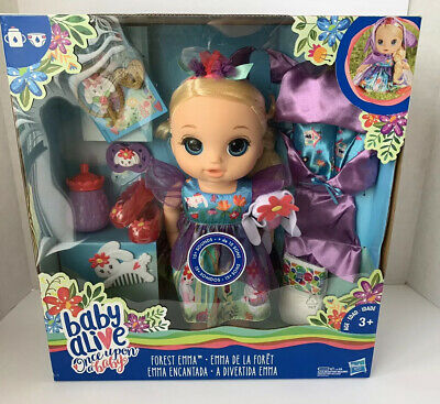 Baby Alive Once Upon a Baby: Forest Tales Forest Emma with Blonde Hair